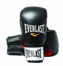 Everlast Fighter Black rokavice -0