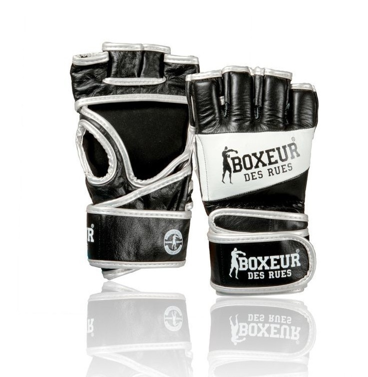 professional-logo-leather-mma-gloves-black